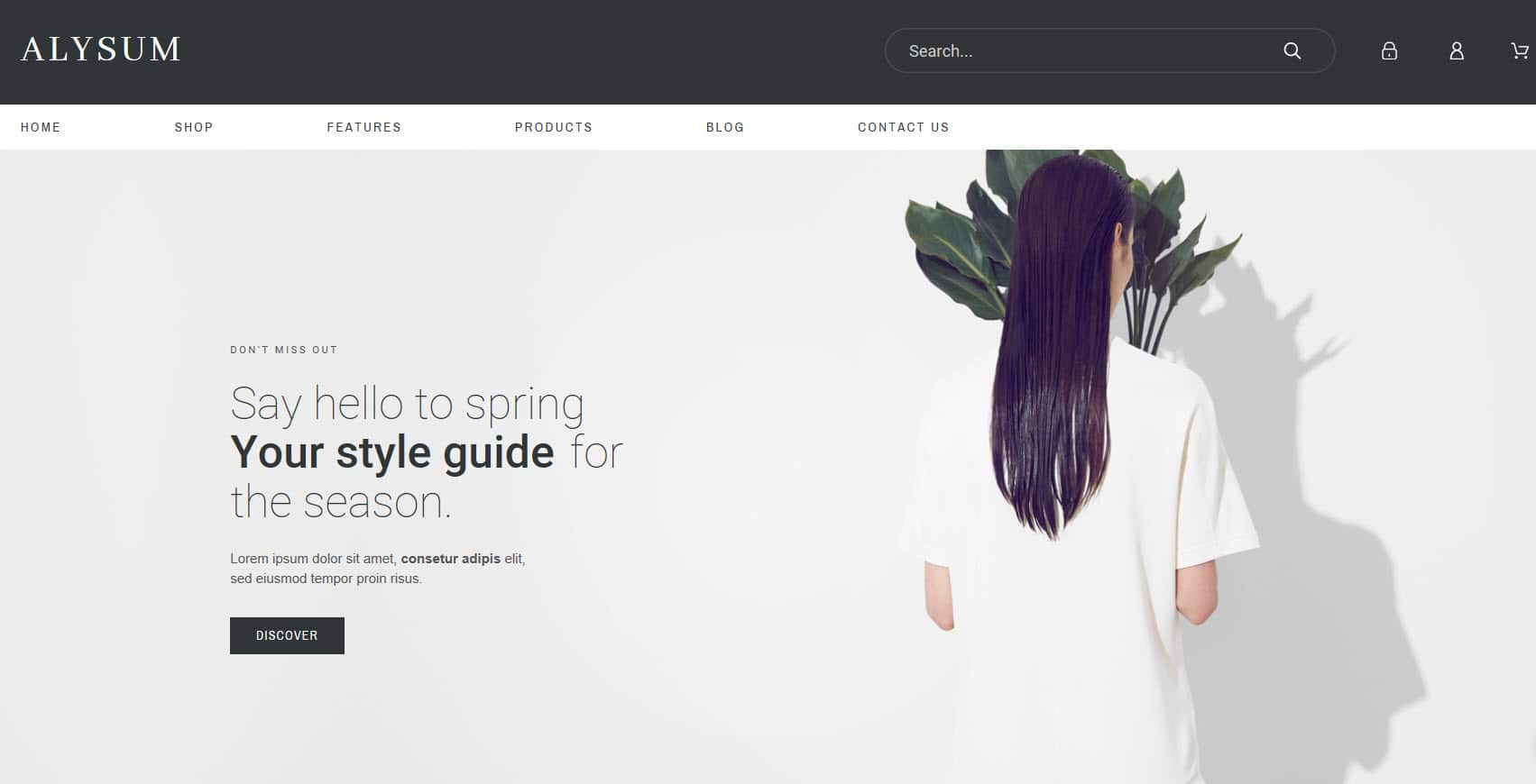 PrestaShop Theme des Monats online-Shops