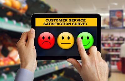 kundenbewertung online shop service agentur schweiz